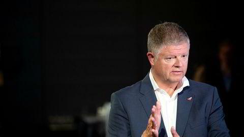 Norwegian-sjef Jacob Schram vil be om nye milliarder fra staten.