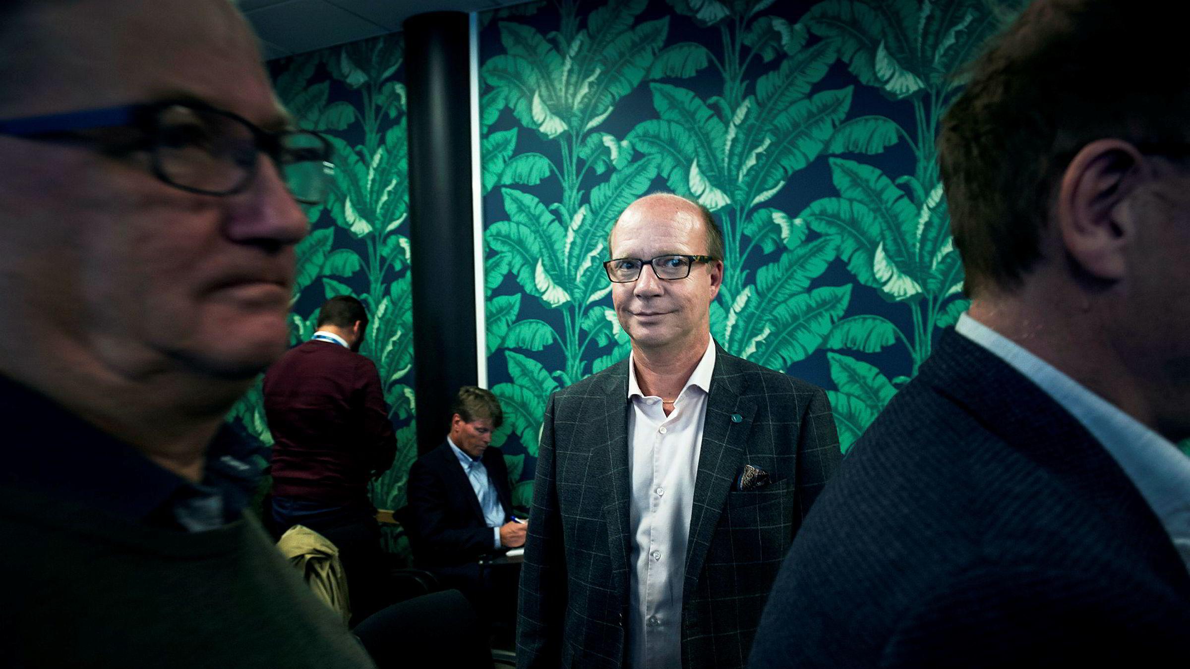 Ketil Kjenseth (Venstre), stortingsrepresentant for Oppland, har stilt spørsmål til justisminister Per Willy Amundsen om hva regjeringen gjør for å rette opp mangelen på kryptologer.