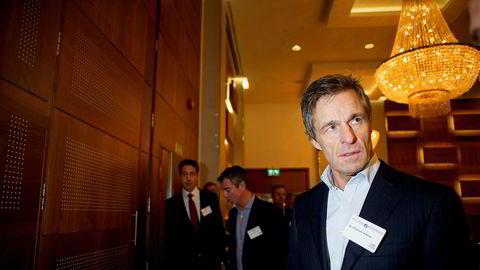 Investor Jan Haudemann-Andersen avbildet i 2015.