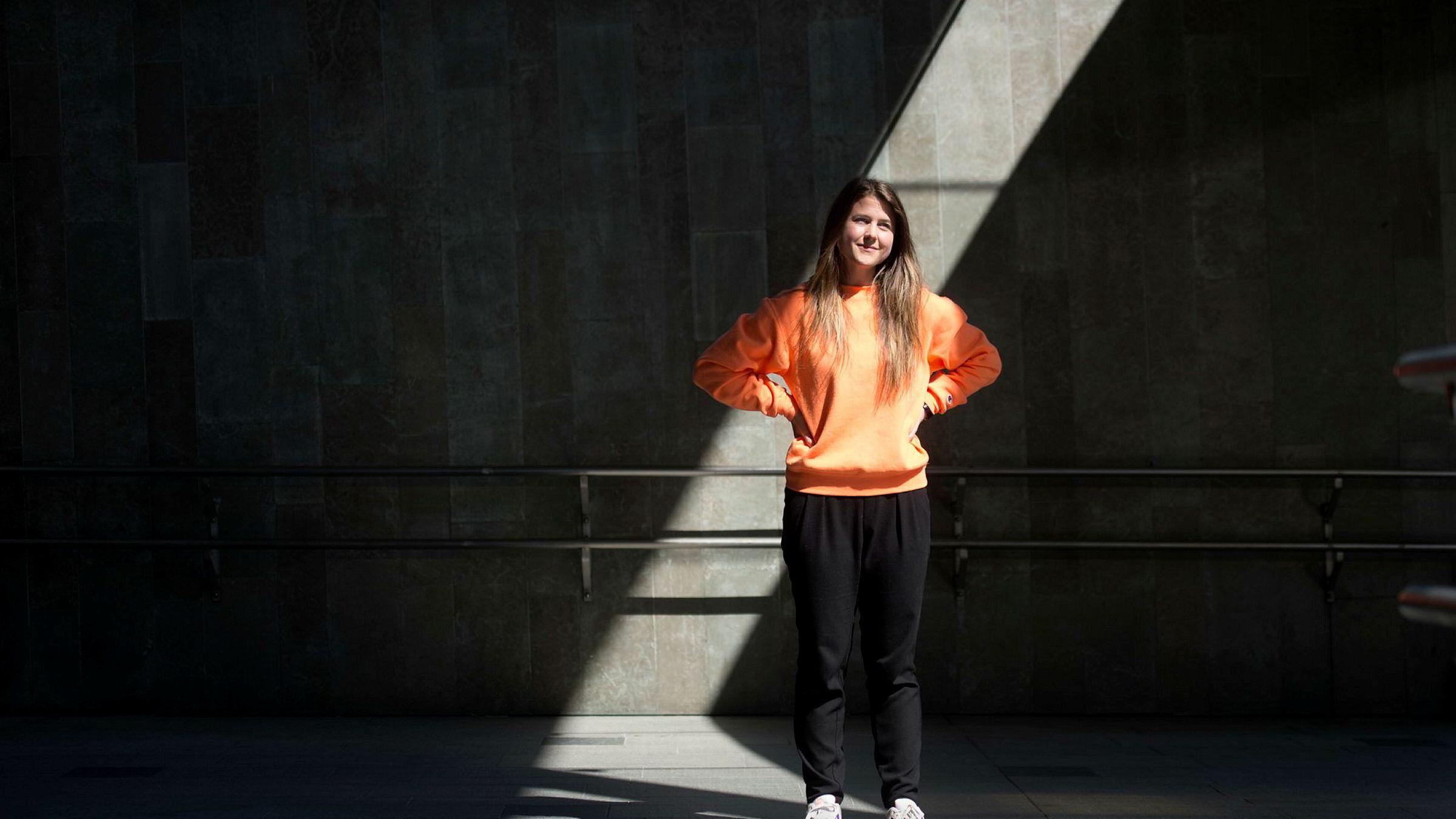 Camilla Hellum er prosjektleder for VGs nye influencer-satsing.