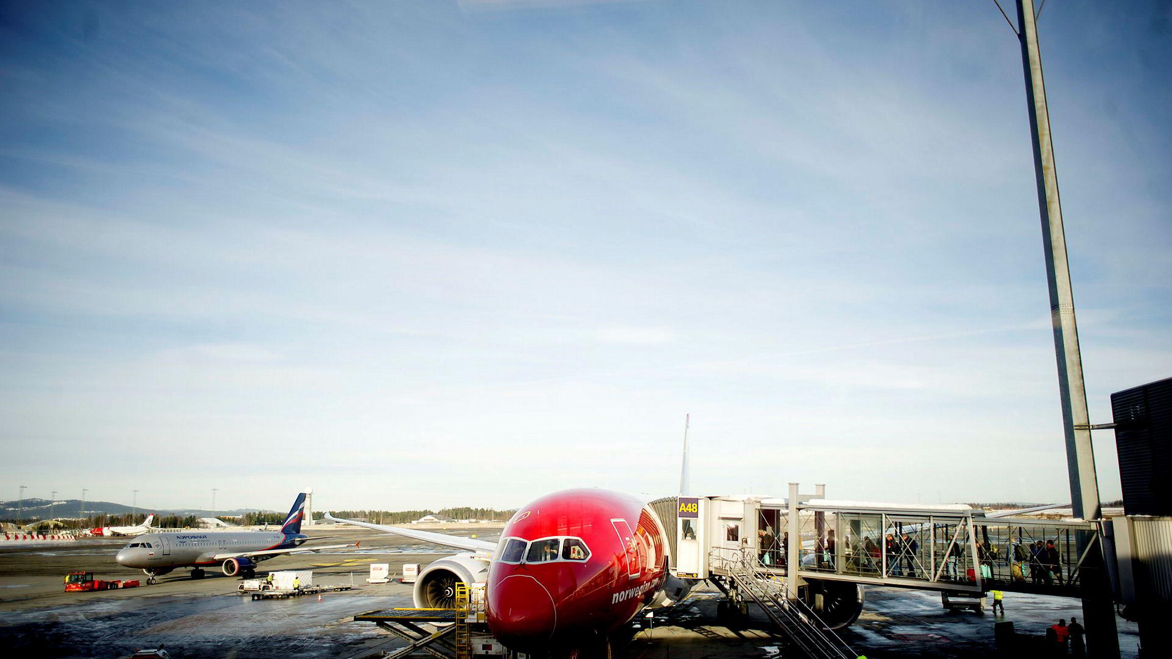 Norwegian skal bytte motorer på 21 Dreamlinere.