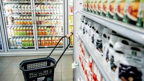 Inflasjonen steg 1,4 prosent i desember i fjor, noe mindre enn hva analytikerne trodde på forhånd.