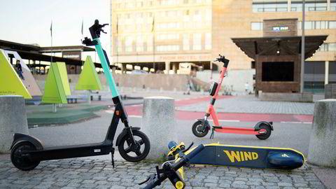 Det er i dag minst 10.000 elsparkesykler i Oslo. Nå kommer det 2.000 nye.