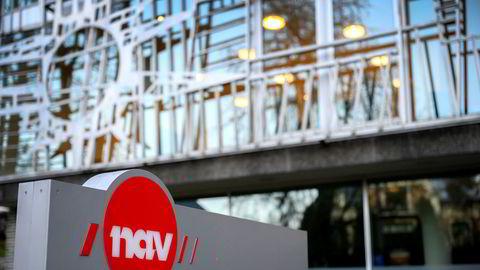 NAV-kontoret på Frogner i Oslo.