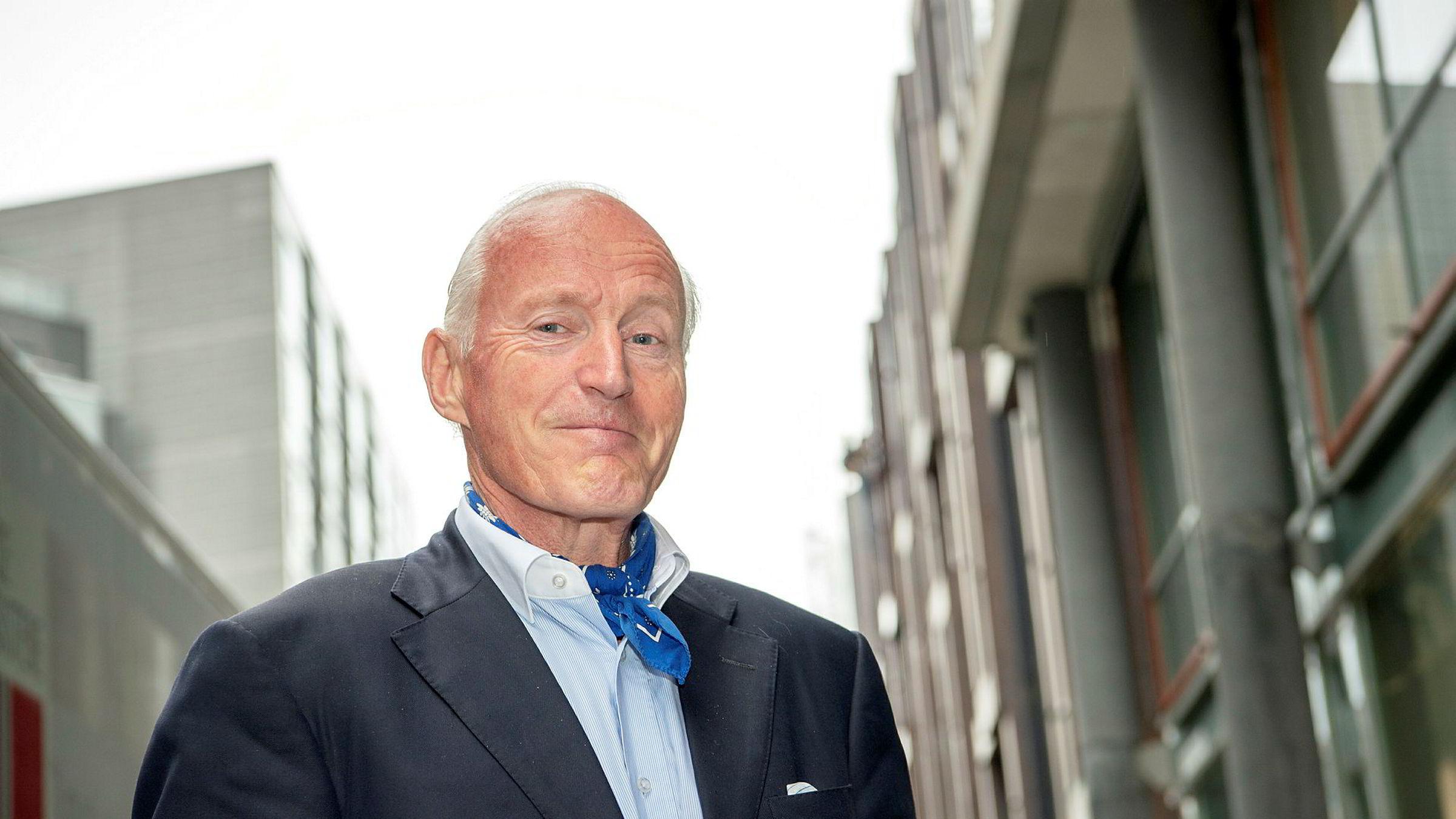 Christian Ringnes i Eiendomsspar selger Oslo-hotell for over en milliard kroner.