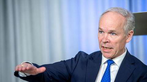 Finansminister Jan Tore Sanner (H) kaller inn til pressekonferanse fredag kveld.