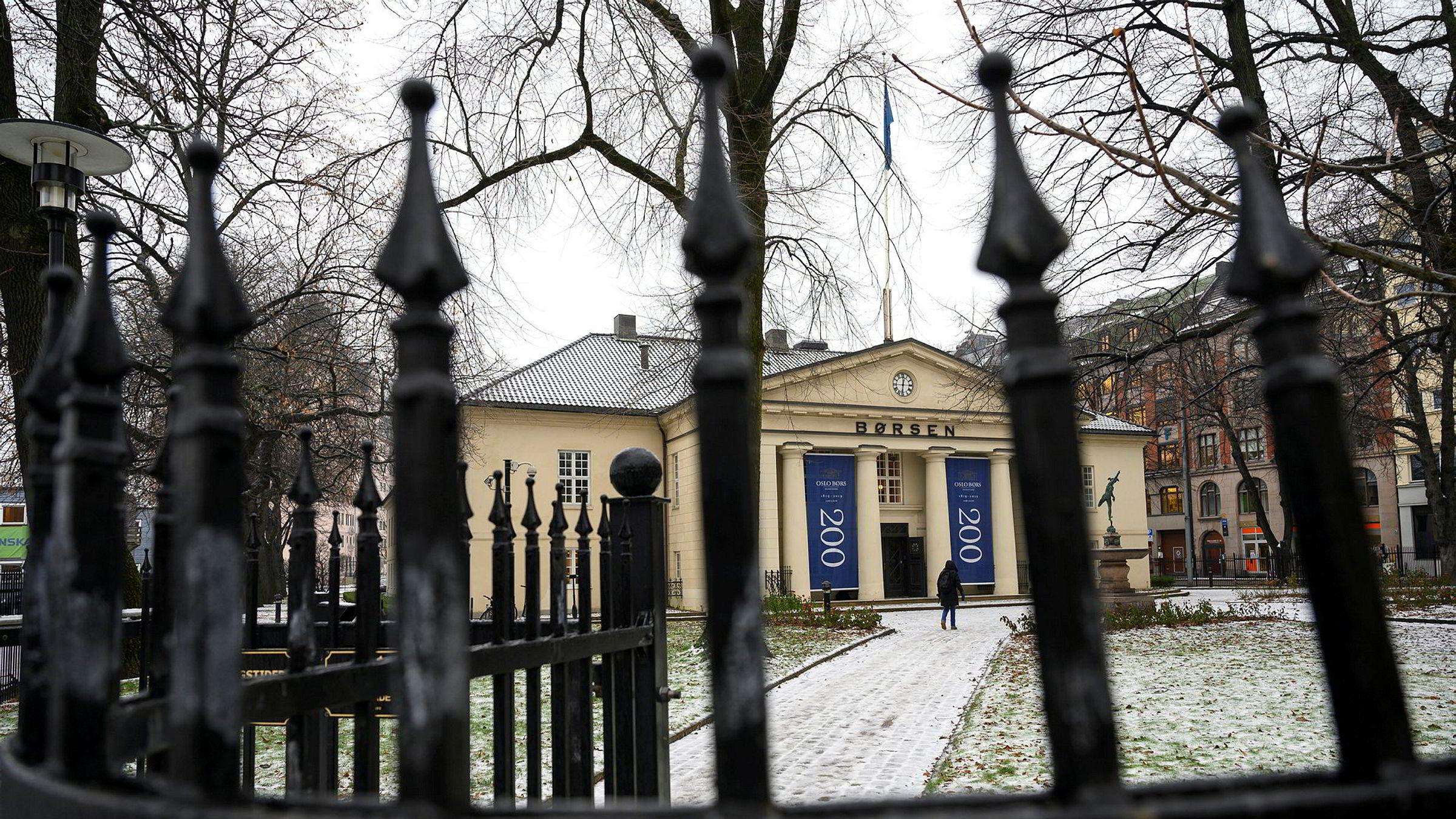 Dette er årets mest opplagte kriseemisjon på Oslo Børs.