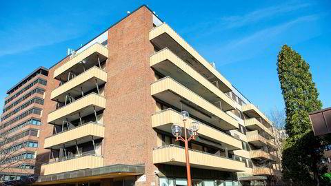 Enkelte av Oslo kommunes boligeiendommer har stått tomme i årevis.