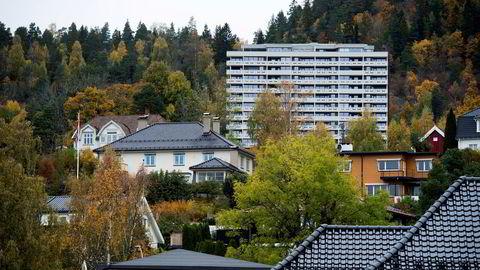 Prispress på boliger i noen områder skyldes først og fremst for lite boligbygging.