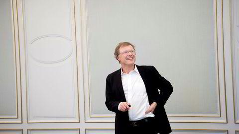 Sjefstrateg Peter Hermanrud i Sparebank 1 Markets mener aksjemarkedet fortsatt er dyrt.