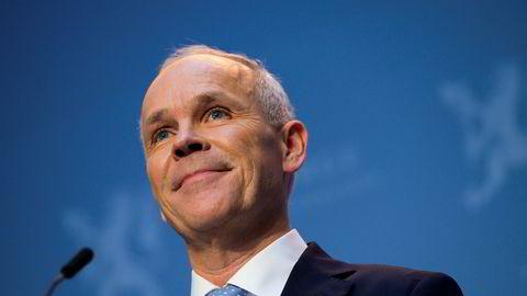 Finansminister Jan Tore Sanner legger opp til et budsjett for 2021 der oljepengebruken tas ned til tre prosent av fondet.