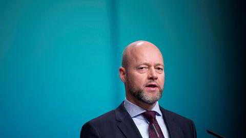 Avtroppende oljefondssjef Yngve Slyngstad var en av deltakerne på Nicolai Tangens seminar i USA.