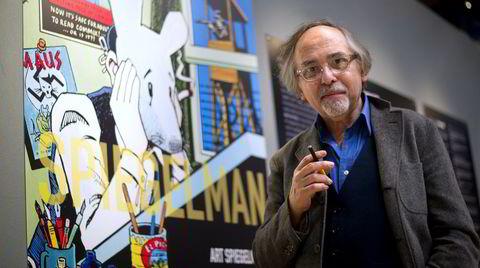 Art Spiegelmans moderne mesterverk «Maus: En overlevendes fortelling» er gitt ut tre ganger på norsk, den ferskeste varianten er nå på mammutsalg.