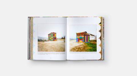 Europa-utflukt. Nests 21. forside var prydet av det fargesprakende kapellet i Nord-Italia som den feirede amerikanske konseptkunstneren Sol LeWitt frisket opp i 1990-årene.