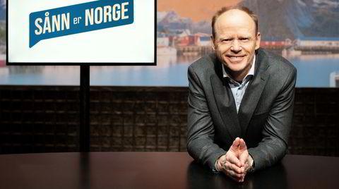 I siste episode av tv-serien «Sånn er Norge» kjempet programleder Harald Eia med tårene da han fortalte hvor takknemlig han er for alt den norske velferdsstaten har gitt ham. Nå foreligger også bok om «Mysteriet Norge».