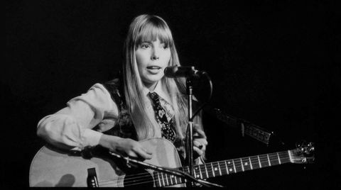Joni Mitchell var en stjerne lenge før hun ga ut plate. En ny cd-boks med sanger fra 1963 til 1967 beviser det.