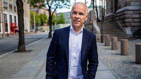 Finansminister Jan Tore Sanner (H) vil kjempe for å bevare den norske bankinnskuddsgarantien på 2 millioner kroner.