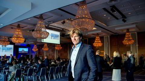 Bjørn Maaseide lover mer aktivitet på børsen på Skagenfondenes nyttårskonferanse.
