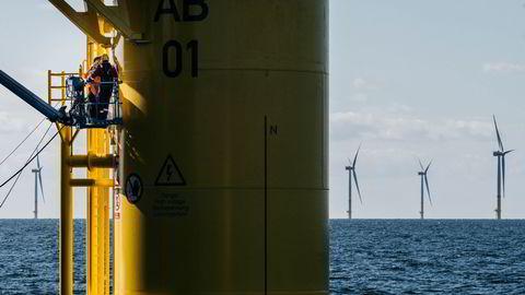 At Noreg skal etablere ein leiande posisjon innan vindkraft til havs er eit stort sjansespel, skriv Klaus Mohn.
