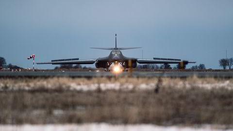 Flyalarm på Fosen