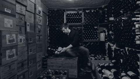 En av verdens beste vinkjellere ligger på Voss