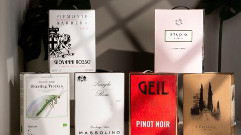 Pappvinen står for mer enn halvparten av vinsalget på Vinmonopolet. Det er langt mellom godbitene, men noen lyspunkter finnes.