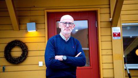 Sverre Hurum har fulgt tek-bransjen i flere tiår og ble nylig pensjonert fra jobben som konsernsjef i Bouvet. Han er fortsatt tilgjengelig for selskapet gjennom styreverv og jobber nå hjemmefra.