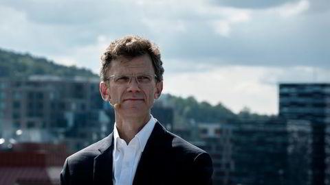 Administrerende direktør i Telenor Norge, Petter-Børre Furberg, har sluppet nyheten om at selskapet har begynt å bygge ut 5G-nettet for norske forhold.