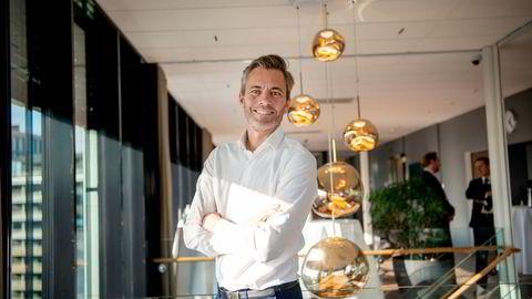 – Jeg har masse energi og lyst til å ta selskapet videre, sier Otovo-sjef Andreas Thorsheim.