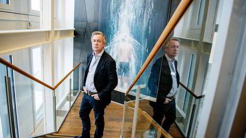 Administrerende partner i Wiersholm, Morten Goller, forteller at det har vært et stort trykk i markedet det siste året.