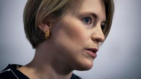 Kari Elisabeth Kaski fortsetter som SVs finanspolitiske talsperson.