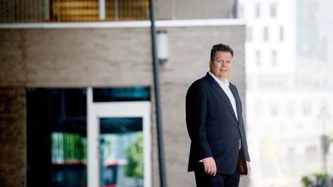 Porteføljeforvalter Torje Gundersen i DNB Asset Management har overvekt av finans, industri, materialer og syklisk konsum i sine porteføljer.