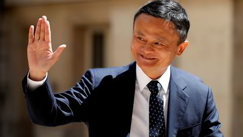 Chinese regulators wants to break up the superapp Alipay, owned by Jack Ma's Ant Group.