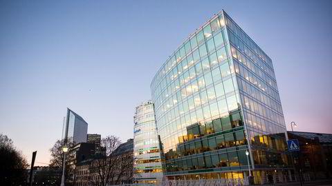 Konsernet har hatt som mål å spare mer enn 100 millioner kroner i 2020, dette kostnadsprogrammet er gjennomført i henhold til planen. Her er NHSTs bygg ved Akerselva i Oslo.