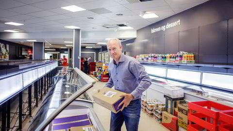 For tre år siden åpnet Geir Olav Opheim den første norske Iceland-butikken i Asker. Nå vil han øke etableringstakten og åpne to til åtte nye butikker i året.