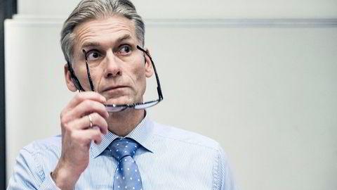 Thomas Borgen, tidligere Danske Bank-sjef.