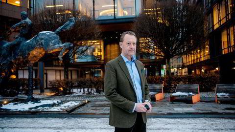 På første rekke langs Aker Brygge i Oslo har Bjørn Rune Gjelsten styrt forretningene gjennom investeringsselskapet Gjelsten Holding. Fjoråret ble det beste noensinne.