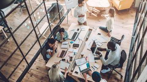Vi spår at 2021 vil stå i Føniksens tegn for coworking, skriver artikkelforfatteren.