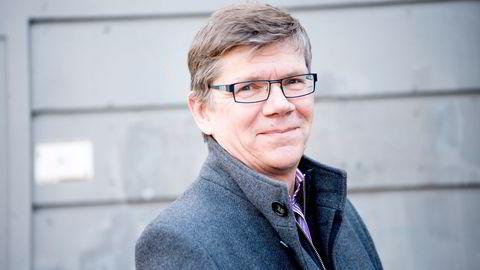 Rektor ved UiO Svein Stølen får støtte for ønsket om å ha en ambisiøs klima- og miljøstrategi.