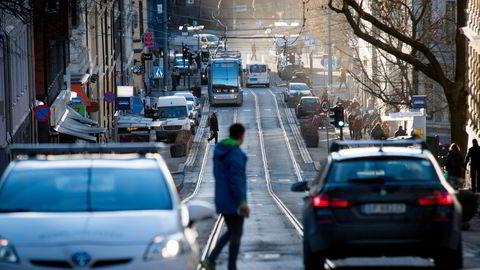 I veitransporten utgjør «CO2-avgiften» bare en liten den samlede avgiftsbelastningen på CO2-utslipp, skriver Lasse Fridstrøm.