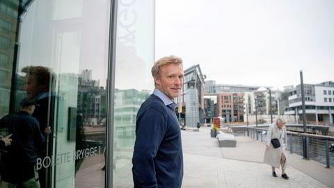Martin Mølsæter forvalter First Generator, det aktivt forvaltede aksjefondet som har gjort det best av de norske gjennom koronapandemien.