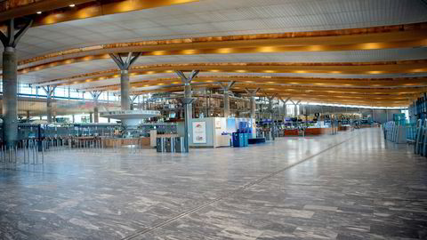 Vet du hvilket år Oslo lufthavn Gardermoen ble åpnet?