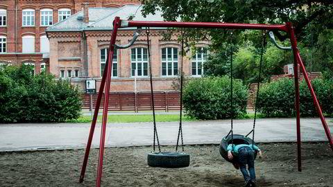 Nedre Tøyen har størst andel barnefattigdom i Oslo.