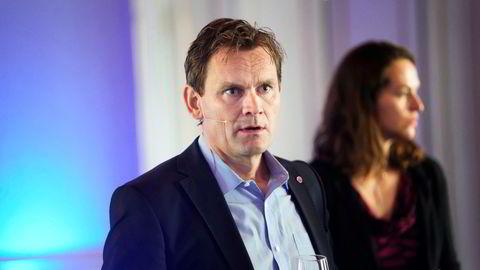Markedet tar ikke kvartalstallene til Nel, her ved sjef Jon André Løkke, godt imot.