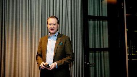 Bjørn Rune Gjelsten forteller at han vil bruke mer tid og penger på Sport Holding, som Gjelsten Holding eier sammen med Sunde-familien.