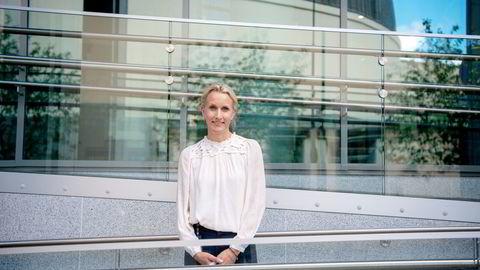Randi Marjamaa, landssjef og leder for privatmarked i Nordea, støtter Norges Banks forslag om landsdekkende egenkapitalkrav ved kjøp av sekundærbolig.