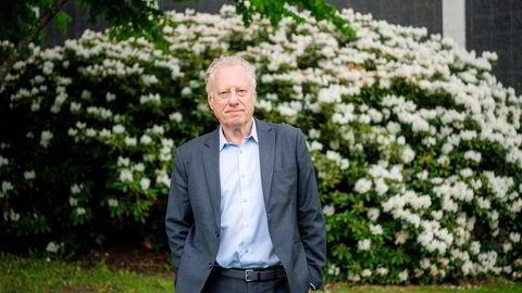 Direktør Stein Olav Henrichsen ved Munchmuseet.