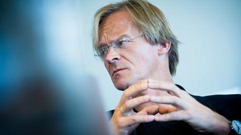 Bjørn Stray er partner i og medgrunnlegger av det norske risikokapitalfondet Northzone.