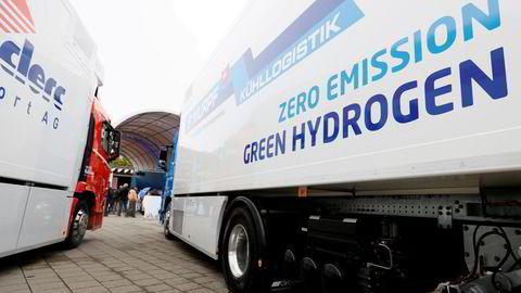 En aktiv stat kan bidra til å bygge kritisk infrastruktur for eksempel knyttet til hydrogen, skriver artikkelforfatteren.