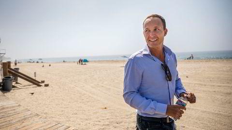 Samir Bendriss har for lengst slått seg ned med familien i sørlige California, og skal gjøre investeringer i mellomstore amerikanske bedrifter med lokale – og muligens et knippe norske – investorer. På Laguna Beach sør for Los Angeles forteller han om planene.